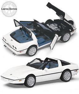 miniature de voiture Corvette 1983 The Franklin Mint Quirao idées cadeaux