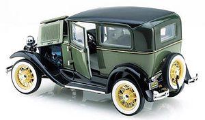 miniature de voiture Ford Model A Tudor 1930 The Franklin Mint Quirao idées cadeaux