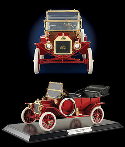 miniature de voiture Ford Model T - 100th Anniversary Edition - Limited Edition The Franklin Mint Quirao idées cadeaux
