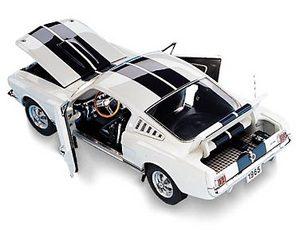 miniature de voiture Shelby GT 350 1965 The Franklin Mint Quirao idées cadeaux