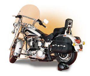 miniature de moto Harley Davidson Softail classic The Franklin Mint Quirao idées cadeaux