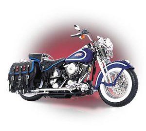 miniature de moto Harley Davidson Springer The Franklin Mint Quirao idées cadeaux