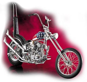 miniature de moto Harley Davidson Ultimate Chopper The Franklin Mint Quirao idées cadeaux