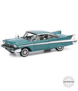 miniature de voiture Plymouth Belvedere - 1958 The Franklin Mint Quirao idées cadeaux