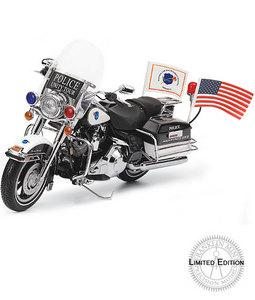 miniature de moto Harley-Davidson Road King Police Unity Tour - Ltd. Ed. 2007 The Franklin Mint Quirao idées cadeaux