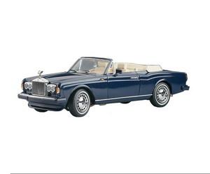 miniature de voiture Rolls Royce Corniche bleue The Franklin Mint Quirao idées cadeaux