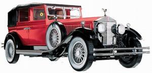 miniature de voiture Rolls Royce Phantom  1929 The Franklin Mint Quirao idées cadeaux