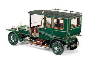 miniature de voiture Rolls Royce Silver Ghost 1907 The Franklin Mint Quirao idées cadeaux
