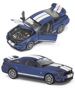 miniature de voiture Shelby Mustang GT 500  2007 The Franklin Mint Quirao idées cadeaux