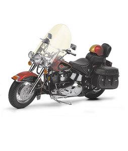 miniature de moto Harley-Davidson Heritage Softail Classic Connoisseur's Ed. The Franklin Mint Quirao idées cadeaux