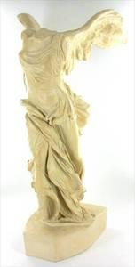 promotion sur Victoire de Samothrace (résine) - 18 cm