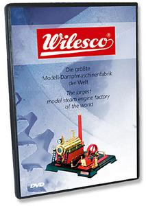 machine à vapeur Wilesco DVD Wilesco Quirao idées cadeaux