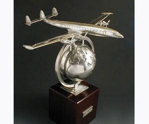 maquette d'avion Globe Constellation Serge Leibovitz Quirao idées cadeaux