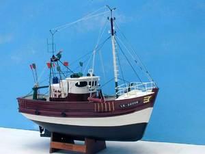 Plans de bateaux, kits par Francois Vivier architecte naval