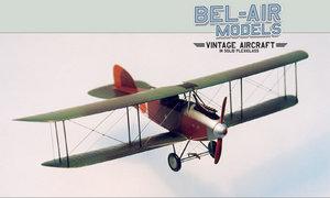 maquette d'avion Albatros CX Bob Dros - Bel Air Models Quirao idées cadeaux