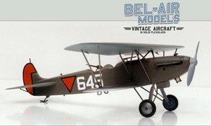 maquette d'avion Fokker C V D Bob Dros - Bel Air Models Quirao idées cadeaux