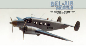 maquette d'avion Beechcraft Super 18 Bob Dros - Bel Air Models Quirao idées cadeaux