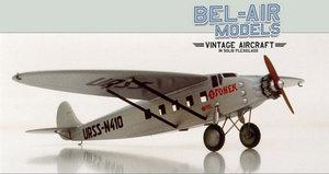 maquette d'avion Kalinin K-5 Bob Dros - Bel Air Models Quirao idées cadeaux