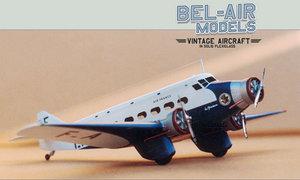maquette d'avion Wibault-Penhoet 283-T Bob Dros - Bel Air Models Quirao idées cadeaux