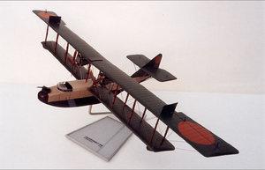 maquette d'avion Felixstowe F2A Bob Dros - Bel Air Models Quirao idées cadeaux