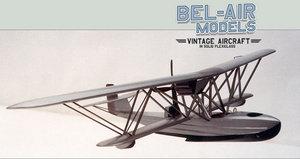 maquette d'avion Fokker B III Bob Dros - Bel Air Models Quirao idées cadeaux