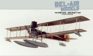 maquette d'avion Short 184 Bob Dros - Bel Air Models Quirao idées cadeaux