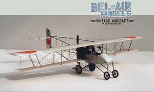maquette d'avion Voisin LA3 Bob Dros - Bel Air Models Quirao idées cadeaux