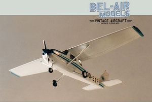 maquette d'avion Cessna 150 Bob Dros - Bel Air Models Quirao idées cadeaux