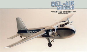 maquette d'avion Bristol 170 Freighter Wayfarer Bob Dros - Bel Air Models Quirao idées cadeaux