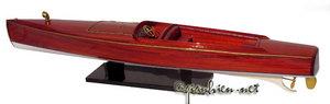 maquette de bateau, voilier, runabout Goto - 91 cm Gia Nhien Quirao idées cadeaux
