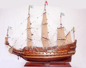 maquette de bateau, voilier, runabout Wasa (Regalskeppet Vasa) coque 80 cm Gia Nhien Quirao idées cadeaux