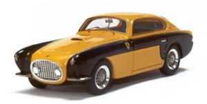miniature de voiture Ferrari 212 Coupé Inter Vignale 1952Jaune/Noir Ilario Quirao idées cadeaux