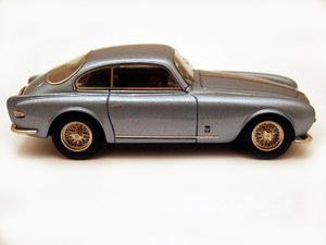 miniature de voiture Ferrari 212 Inter Vignale 1951 Bleu (1ère version) Ilario Quirao idées cadeaux