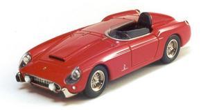 miniature de voiture Ferrari 250 GT Spider Compétition Eldé 57 Rouge Ilario Quirao idées cadeaux