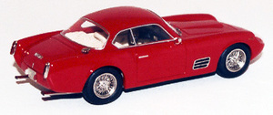 miniature de voiture Ferrari 250 GT TDF Zagato 1957 Restaurée Rouge Ilario Quirao idées cadeaux