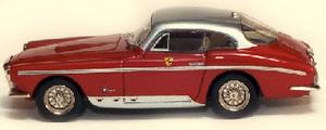 miniature de voiture Ferrari 250 MM Vignale Coupé 0334 MM 1953 Burgundy/gris Ilario Quirao idées cadeaux