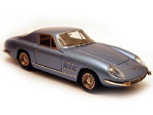 miniature de voiture Ferrari 250GT Drogo  Siebenthal Bleu Ilario Quirao idées cadeaux