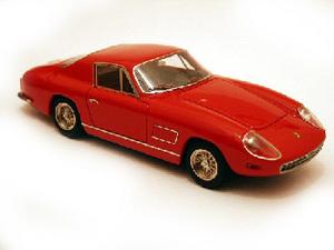 miniature de voiture Ferrari 250GT Drogo  Siebenthal Rouge Ilario Quirao idées cadeaux