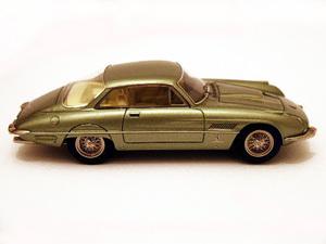 miniature de voiture Ferrari 400SA Superfast 3  2207SA Geneve 1962 Vert Ilario Quirao idées cadeaux