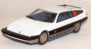 miniature de voiture Ferrari Prototipo Studio CR 25 1974 Pininfarina Blanc Ilario Quirao idées cadeaux