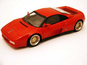 miniature de voiture Ferrari Prototipo Enzo M3 2000 Ilario Quirao idées cadeaux