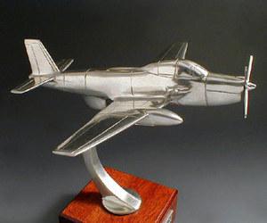 maquette d'avion Bréguet Alizé Serge Leibovitz Quirao idées cadeaux