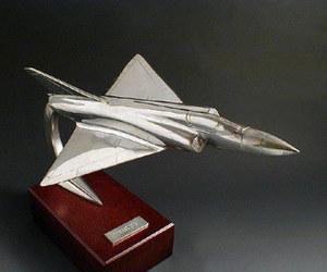 maquette d'avion Mirage III C (avec charges) Serge Leibovitz Quirao idées cadeaux