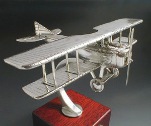 maquette m tal avion spad 7 16cm. Black Bedroom Furniture Sets. Home Design Ideas