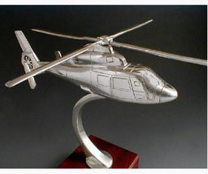maquette d'helicoptère Eurocopter Dauphin Serge Leibovitz Quirao idées cadeaux