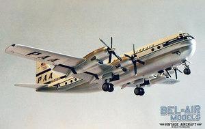 maquette d'avion Boeing 377  Strtocruiser  Bob Dros - Bel Air Models Quirao idées cadeaux
