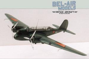 maquette d'avion Glenn Martin WH-3 Bob Dros - Bel Air Models Quirao idées cadeaux