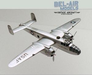 maquette d'avion North American B-25 Mitchell Bob Dros - Bel Air Models Quirao idées cadeaux