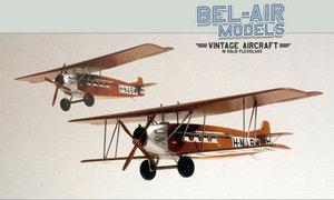 maquette d'avion Fokker FV Bob Dros - Bel Air Models Quirao idées cadeaux