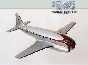 maquette d'avion Fokker F-26 Phantom Bob Dros - Bel Air Models Quirao idées cadeaux